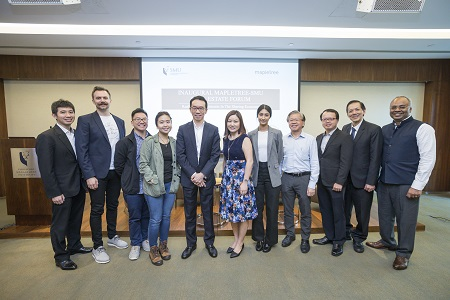 Mapletree - Inaugural Mapletree-SMU Real Estate Forum Shares
