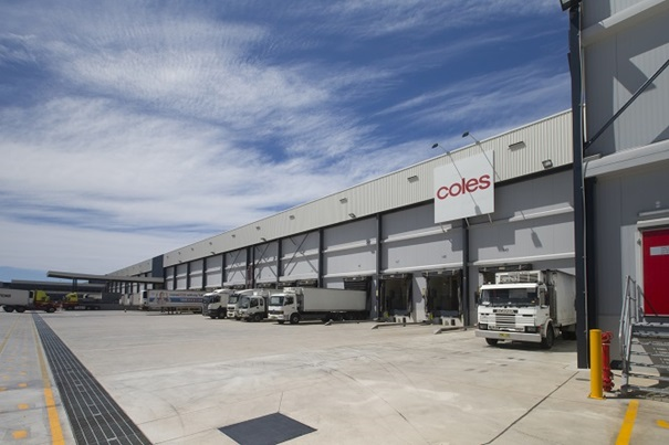 Mapletree - Coles Chilled Distribution Centre